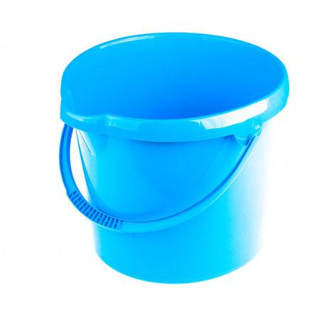 Ведро пластмассовое круглое 12 л, Elfe