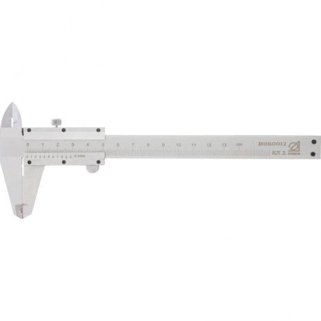 Штангенциркуль, 125 мм, цена деления 0,1 мм, класс 2, Эталон Россия