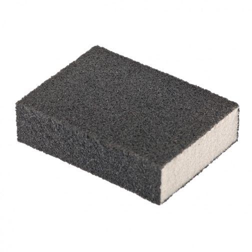 Губка для шлифования, 100 х 70 х 25 мм, средняя плотность, P 40 Matrix