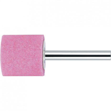 Шарошка абразивная, цилиндр, 32 x 32 x 6 мм, F46, 3 шт Matrix