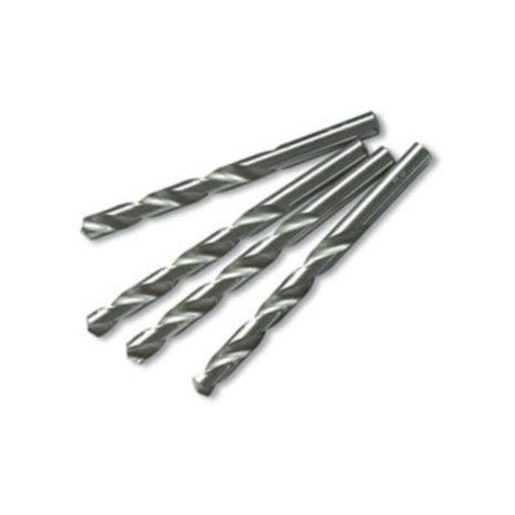 Сверла по металлу, цилиндрический хвостовик, спиральные