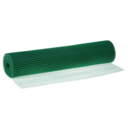 Решетка садовая в рулоне пластиковая 1,0х20м ячейка 15х15мм