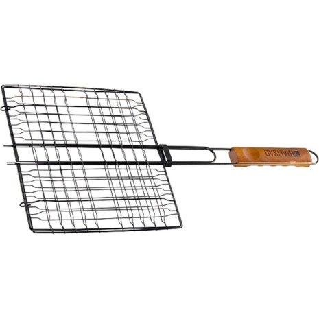 Решетка гриль 240 х 270 мм, антипригарное покрытие, Camping Palisad 69550