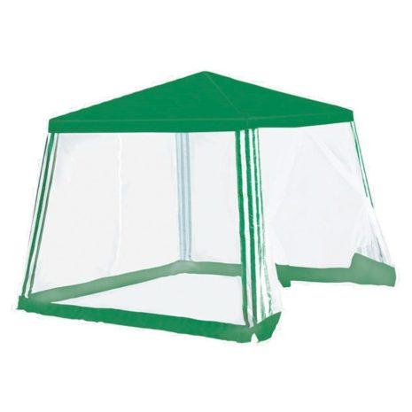 Тент садовый с москитной сеткой, 2,5 х 2,5/2,4 Camping Palisad 69520