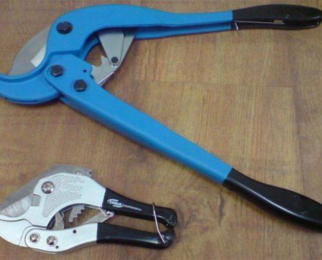 Ножницы для резки изделий из пластика