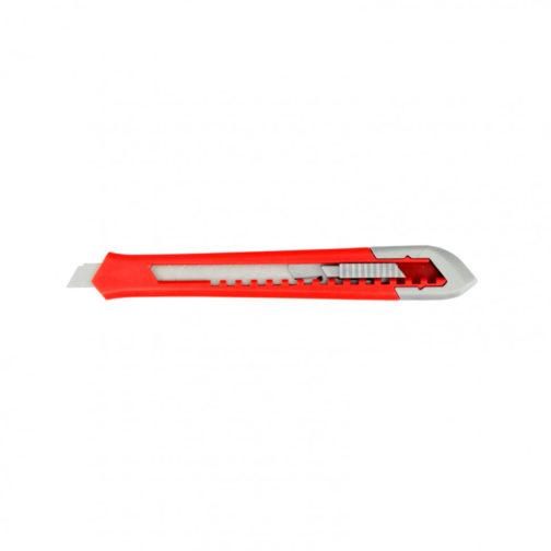 Нож, 9 мм, выдвижное лезвие, корпус ABS-пластик Matrix