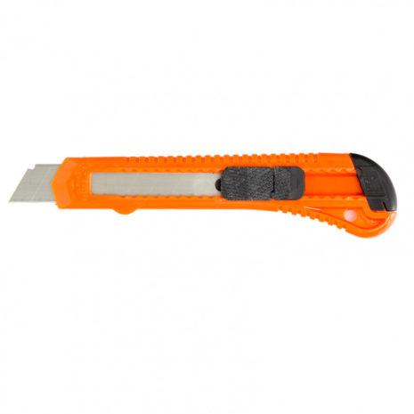Нож, 18 мм, выдвижное лезвие Sparta