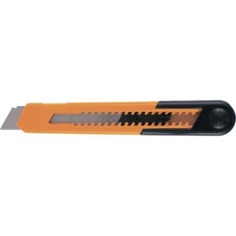 Нож, 18 мм, выдвижное лезвие, пластиковый усиленный корпус Sparta