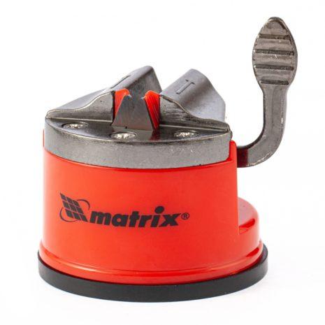 Приспособление для затачиван. ножей любого типа, метал. направляющая, крепление на присоске Matrix