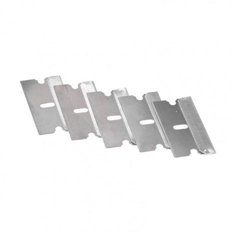 Лезвия запасные для скребка 39.5 x 19.5 мм, 5 шт Matrix