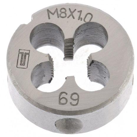 Плашка М8 х 1,25 мм Сибртех