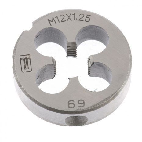 Плашка М12 х 1,5 мм Сибртех