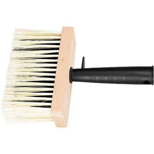 Кисть-макловица, 140 х 52 мм, искусственная щетина, деревянный корпус, пластмассовая ручка MTX 84084