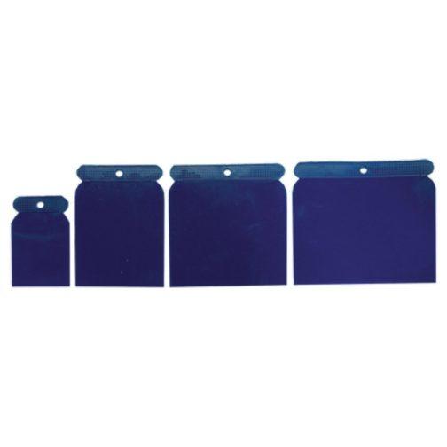 Набор шпателей японских пластмассовых, 50-75-100-120 мм, 4 шт, Sparta 860045