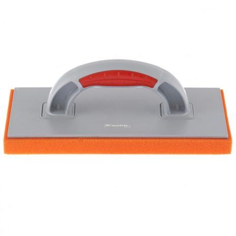 Терка пластмассовая, гидрогубчатое покрытие 20 мм, 270 x 130 мм, двухкомпонентная ручка Matrix 86806
