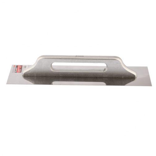 Гладилка из нержавеющей стали, 480 х 130 мм, деревянная ручка Matrix 86734