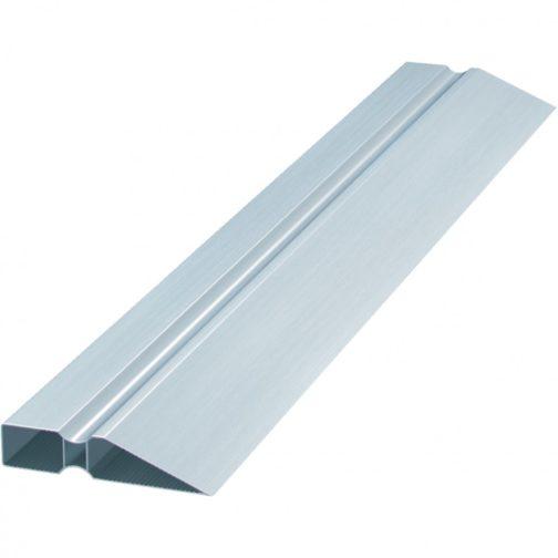 Правило алюминиевое, двойной захват, 2 ребра жесткости, L-1, 0 м Matrix 89614