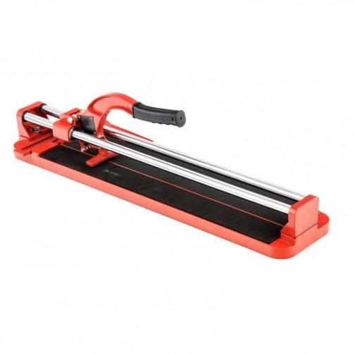 Плиткорез 600 х 16 мм, литая станина, направляющая с подшипником, усиленная ручка Mtx 87609