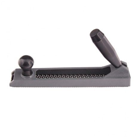 Рубанок, 250 х 42 мм, обдирочный, металлический, для гипсокартона, переставная ручка Matrix 879165