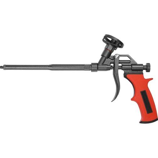 Пистолет для монтажной пены, тефлоновое покрытие, двухкомпонентная ручка Matrix 88669