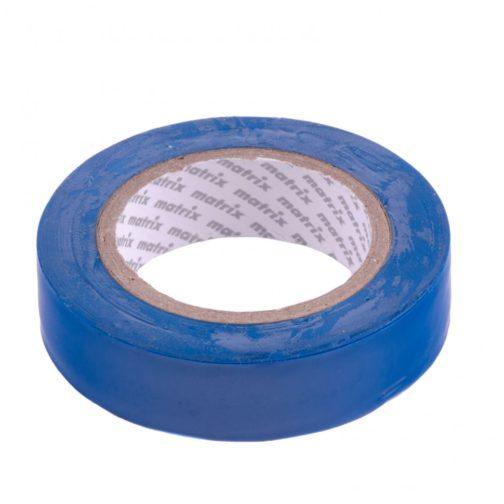 Изолента ПВХ, 15 мм х 10 м, синяя, 150 мкм Matrix 88770