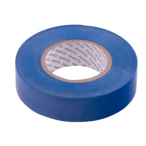 Изолента ПВХ, 19 мм х 20 м, синяя, 150 мкм Matrix 88777