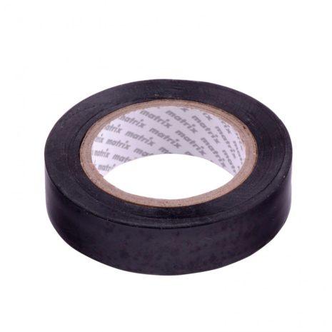 Изолента ПВХ, 19 мм х 20 м, черная, 150 мкм Matrix 88778