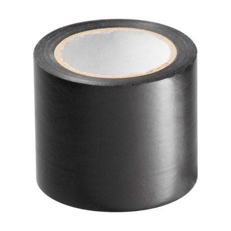 Изолента черная, 50 мм х 10 м Matrix 88858