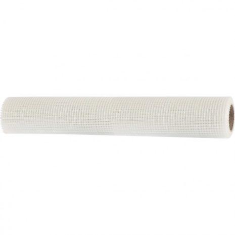 Сетка стеклотканевая штукатурная, размер ячеек 5 х 5 мм, 1000 мм х 10 м Matrix 89062