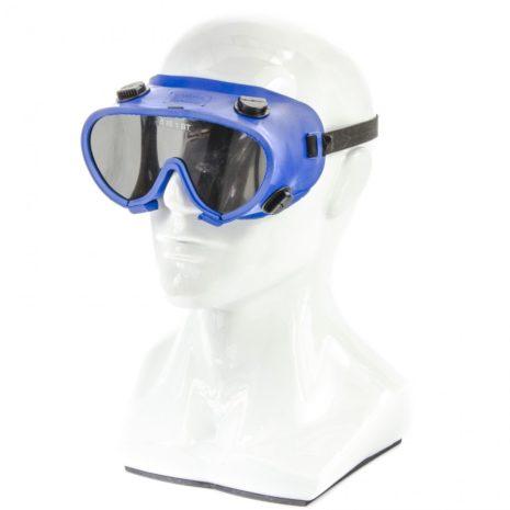 Очки защитные газосварщика закрытого типа, с непрямой вентиляцией, поликарбонат Россия Сибртех 89149