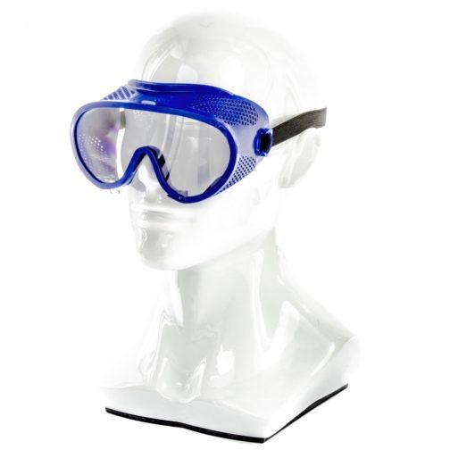 Очки защитные закрытого типа с прямой вентиляцией, поликарбонат Россия Сибртех 89161