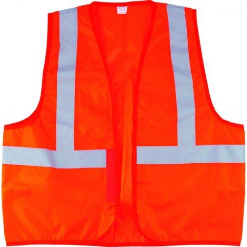 Жилет сигнальный, оранжевый, размер XXL Сибртех 89514