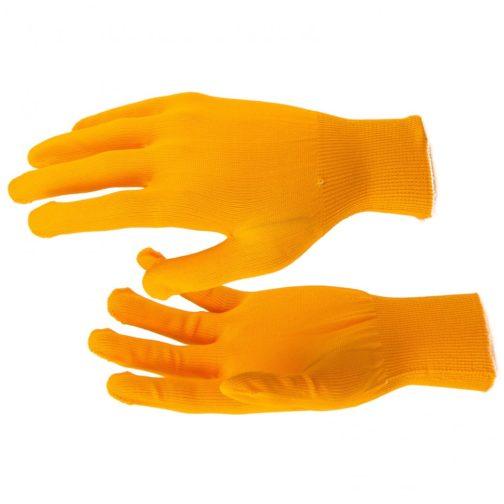 Перчатки Нейлон, 13 класс, оранжевые, XL Россия 67840