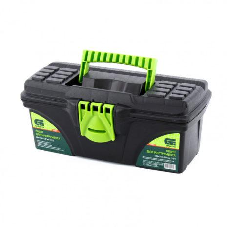 Ящик для инструмента, 324 х 165 х 137 мм, 13″, пластик Россия Сибртех 90803