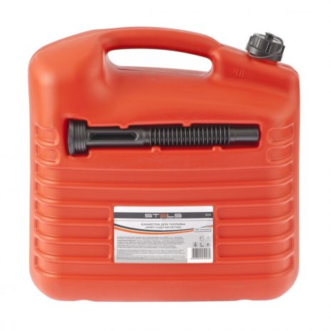 Канистра для топлива, пластиковая, 20 л Stels 53123