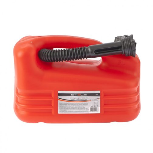 Канистра для топлива, пластиковая, 5 л Stels 53121