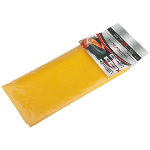 Пакеты для шин 900 х 1000 мм, 18 мкм, для R 13-16, 4 шт, в комплекте Stels 55201