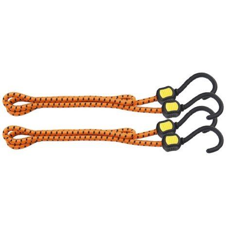 Резинки багажные, обрезиненные крюки, 2 шт, 1000 мм Stels 54363