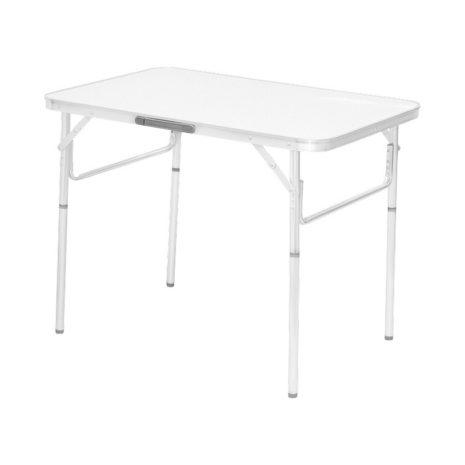 Стол складной алюм, столешница МДФ, 900 x 600 x 300/700 мм, Camping Palisad