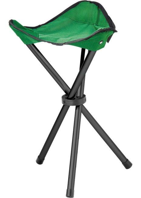 Стул складной на трех ножках, 32 х 32 х 44 см, Camping Palisad