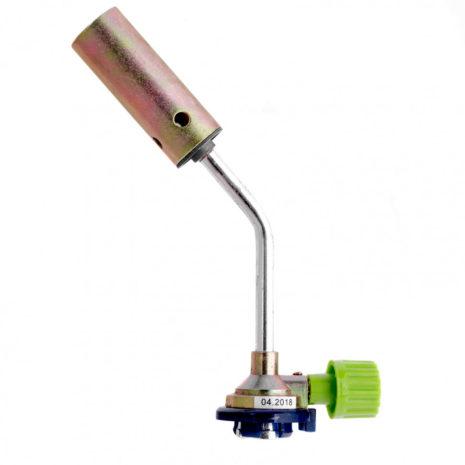 Горелка газовая на бутановый баллон, диаметр сопла 25 мм Сибртех 91434
