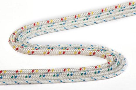 Шнур полиамидный плетеный 16-прядный ТУ 15-08-333-89 D8мм