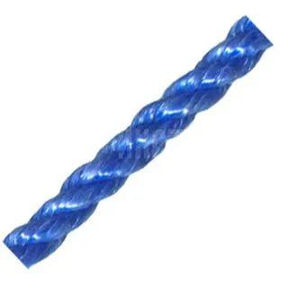 Канат полипропиленовый тросовой свивки ГОСТ 30055-93 (3-прядный крученый) D6мм