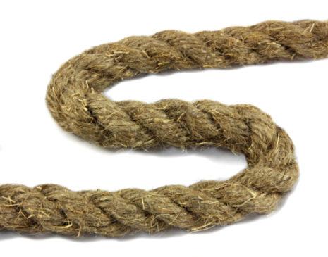 Канат пеньковый тросовой свивки ТУ 8121-011-05137933-2012 D10мм