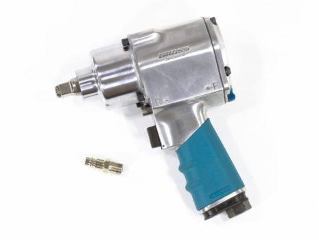 Гайковерт пневматический ударный G1260,1/2, Twin Hammer, 813Нм, 7000 об/мин Gross 57441