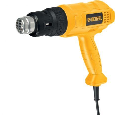Фен технический HG-1800, 1800 Вт, 3 режима Denzel 28001