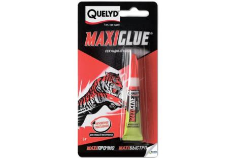 Клей секундный Quelyd Maxiglue LQ3G