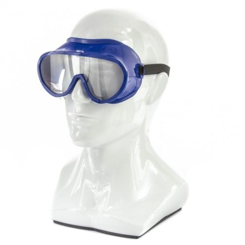 Очки защитные закрытого типа, герметичные, поликарбонат Россия Сибртех 89162