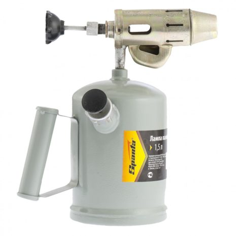 Лампа паяльная, 1,5 л Sparta 91443
